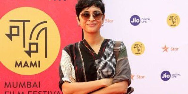 MAMI chairperson Kiran Rao at the festival's Movie Mela last