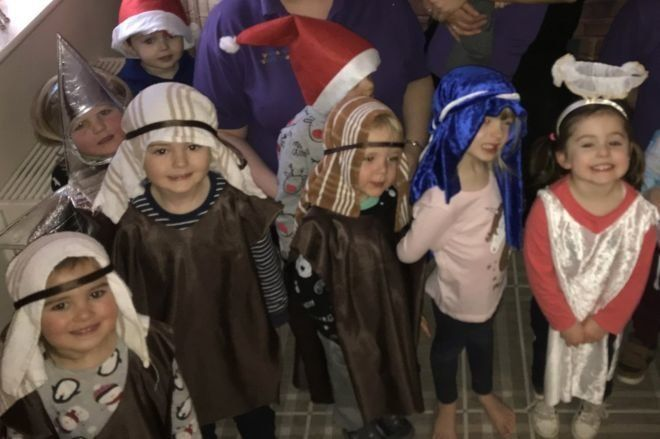 XMAS MIRACLE: Nursery Chucks Out Its Nativity Costumes By Mistake, Council Saves The