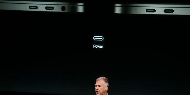 Phil Schiller, senior vice president of worldwide marketing at
