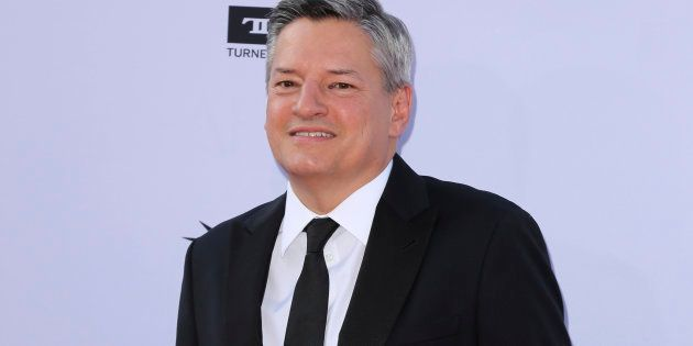 Netflix Chief Content Officer Ted
