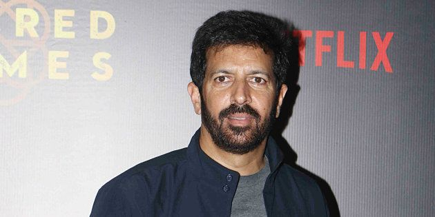 Indian Bollywood film director and producer Kabir Khan attends the screening of the Netflix's first Indian...