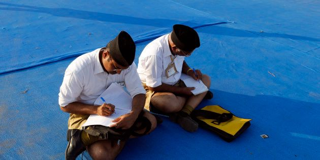 RSS Brings Together VCs Of 51 Universities To Discuss 'Nationalist Narrative' In