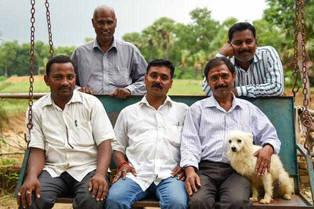 How A Group Of Men Took On The Task Of Preventing Child Marriage In