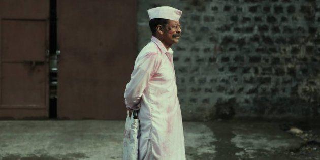 Manoj Bajpayee in a still from 'Bhonsle'