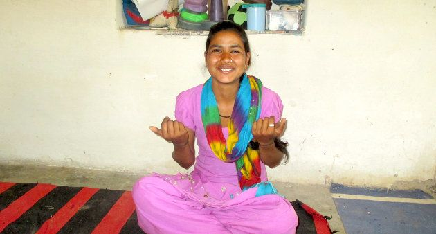 Suman of Jaisalsar village refused to be married off as a child