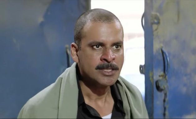 Bajpayee in a still from 'Gangs of Wasseypur'.