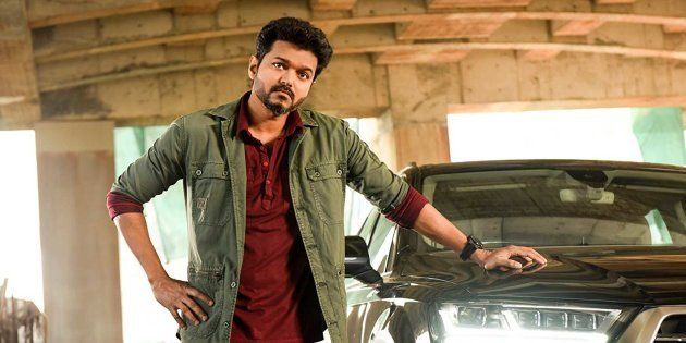 Vijay in a still from