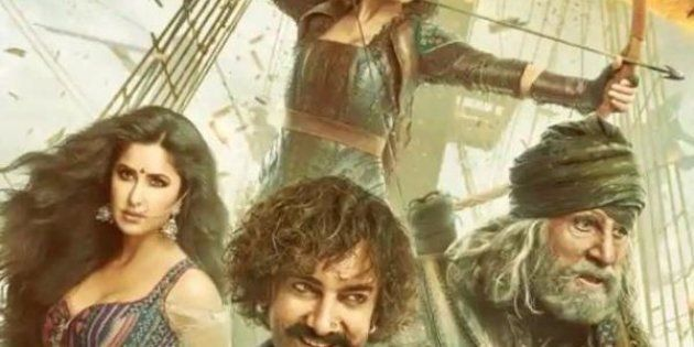 There's nothing original or exciting about 'Thugs of Hindostan', a vanity project that tries to cash...