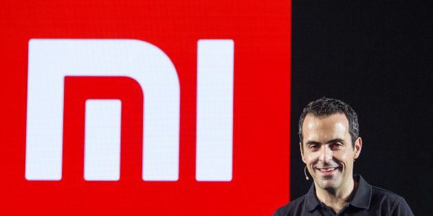 Hugo Barra, vice president of global operations at Xiaomi