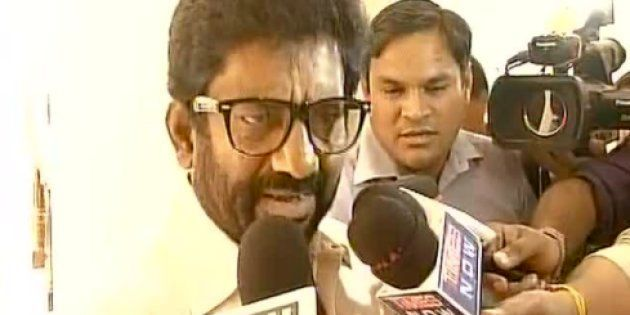 Blacklisted By Airlines, Shiv Sena MP Ravindra Gaikwad Travels To Delhi By