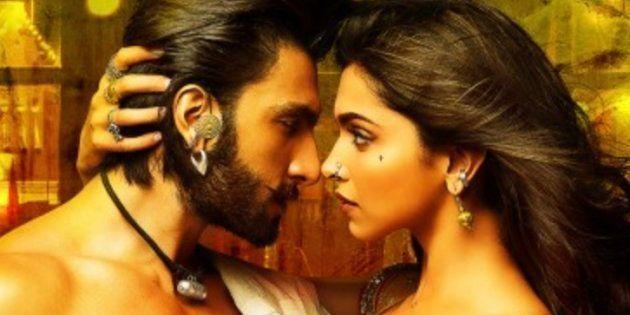 Ranveer Singh and Deepika Padukone in Ram-Leela