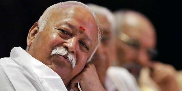 Mohan Bhagwat Dismisses Rumours About His Name Being Proposed For
