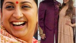 Smriti Irani Expertly Trolled Ranveer-Deepika For Making Everyone Wait For Their Wedding