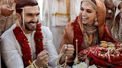 Deepika Padukone And Ranveer Singh Release Marriage