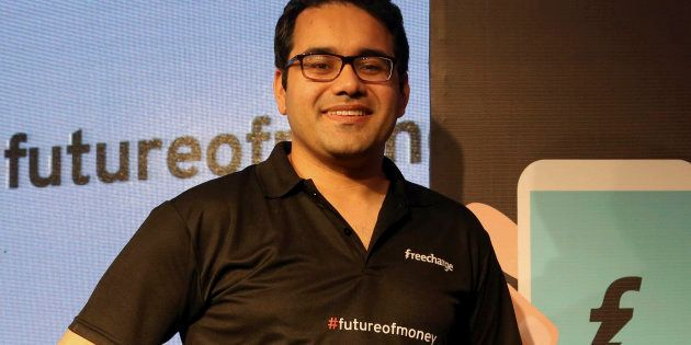 Kunal Bahl co-founder and Chief Executive Officer (CEO) of