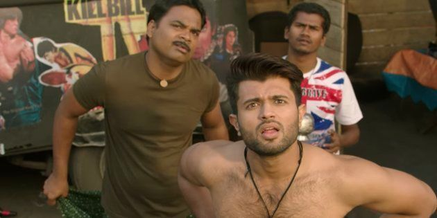Vijay Deverakonda in a still from