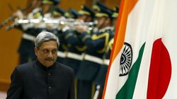 Manohar Parrikar Thanks Digvijaya Singh For Letting Him Become The Goa Chief