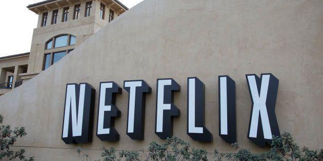 Netfilx headquarters in Los Gatos, Calif., Tuesday, March 20, 2012. (AP Photo/Paul