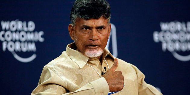 Chandrababu Naidu's Son, Four Former YSR Congress MLAs Inducted Into Andhra