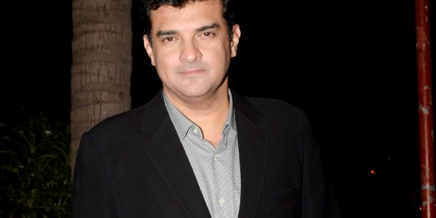 MUMBAI, INDIA - 2018/10/26: Indian film producer Siddharth Roy Kapur seen on the red carpet of MAMI during...