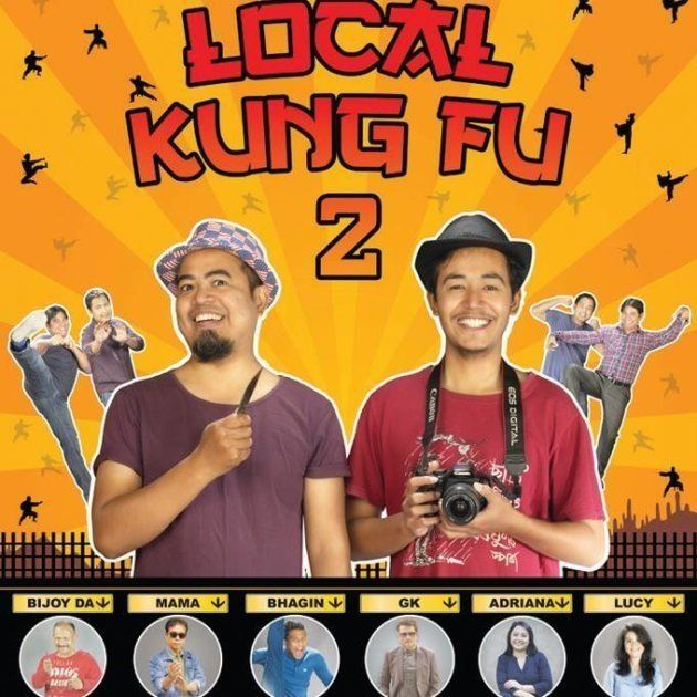 Director Kenny Deori Basumatary ad criticised hall owners for removing his film, 'Local Kung Fu 2', despite...