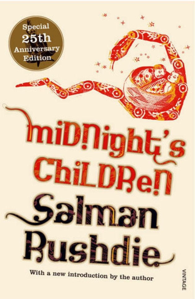 Only Rushdie could serve up the bhelpuri of 'Midnight's Children' for