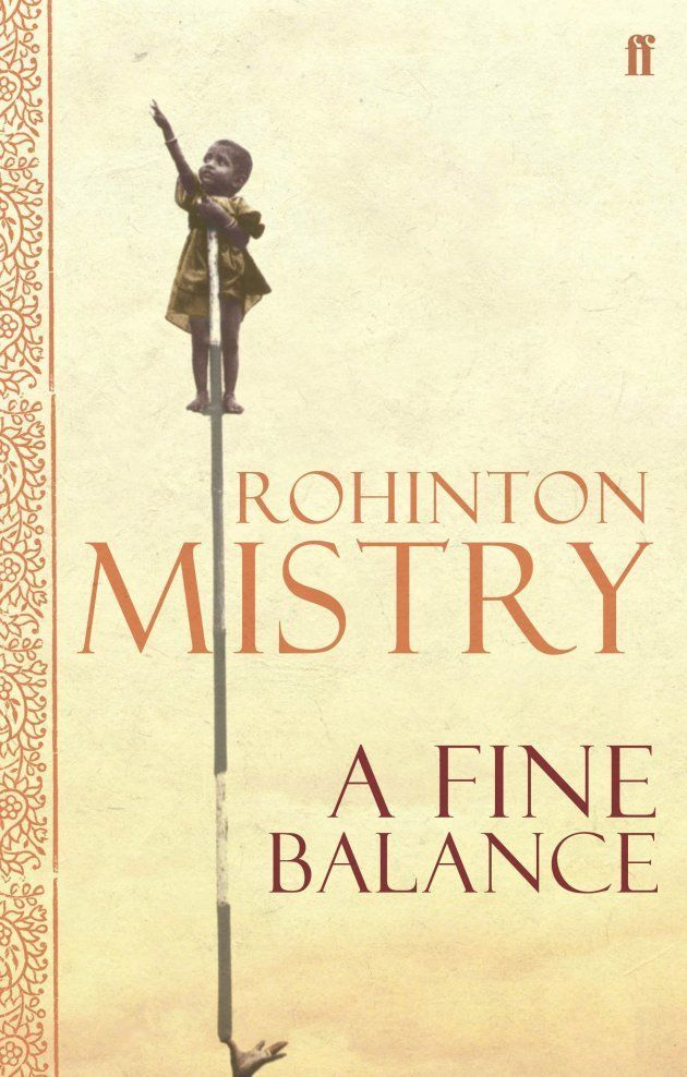 'A Fine Balance' captures the city as if it were human—breathing, pulsating, spewing anger and love and just there, waiting for you to come home.