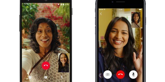 WhatsApp Introduces Video Calling For Everyone From Its Biggest Market,