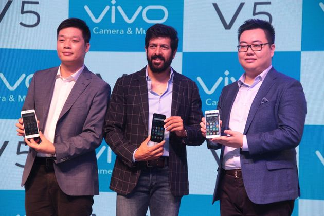 Vivo V5, The Smartphone With A 20 MP Selfie Camera And Meh