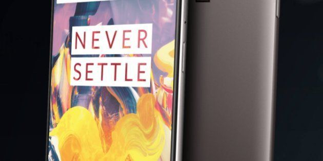 OnePlus 3T Becomes Official, Comes With A Better Processor And A Bigger