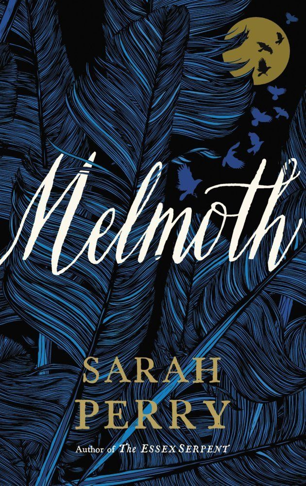 'Melmoth' by Sarah Perry, Published by Serpent's