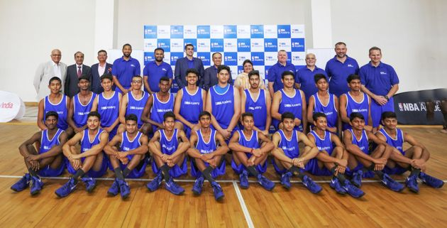 NBA's Basketball Academy In India Is A Shining Example For Other
