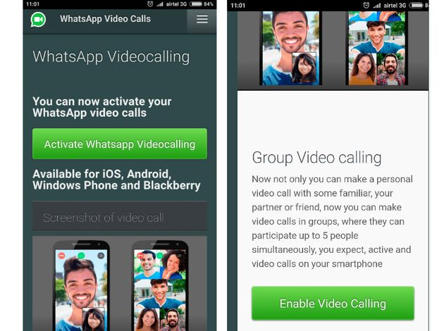 No, You Don't Need An Invite To Use WhatsApp Video