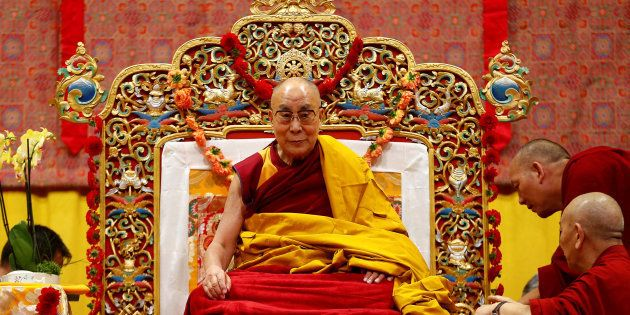 Dalai Lama's Arunachal Pradesh Visit Triggers A War Of Words Between India And