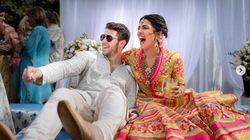 PHOTOS: Priyanka Chopra And Nick Jonas' First Public Appearance After Their