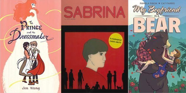 Some of our picks for the best graphic novel of 2018 include 'The Princess and the Dressmaker', 'Sabrina',...