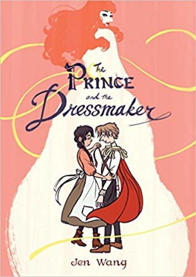 'The Prince and the Dressmaker' makes for the kind of lush, dreamy love story that will probably soon turn up at a theatre near you.