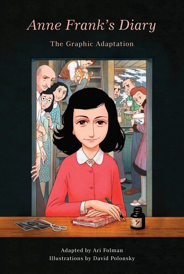 Some may ask why Anne Frank's story needs a graphic adaptation, but the beauty of these pages provides the answer.