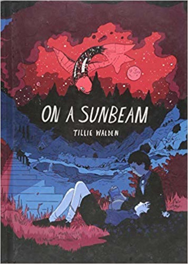 'On a Sunbeam' can be described as a 'space opera', a coming-of-age tale, a romance or even an adventure