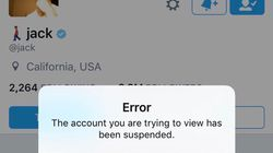 Twitter Trolled Itself By Suspending CEO Jack Dorsey's