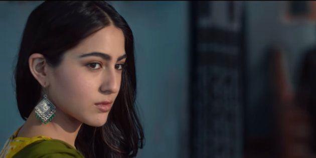 Sara Ali Khan in