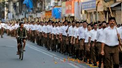 10 Arrested In MP For Raising 'Anti-India' Slogans To Object To RSS Shakha Near