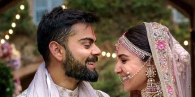 Virat Kohli Wedding.Anushka Sharma And Virat Kohli S Wedding Video Is Here And It S