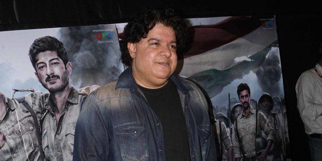 Bollywood filmmaker Sajid