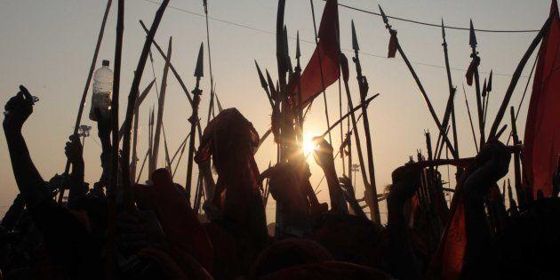Petition To Make 'Vande Matram' Compulsory Before Meetings Rocks Allahabad Civic