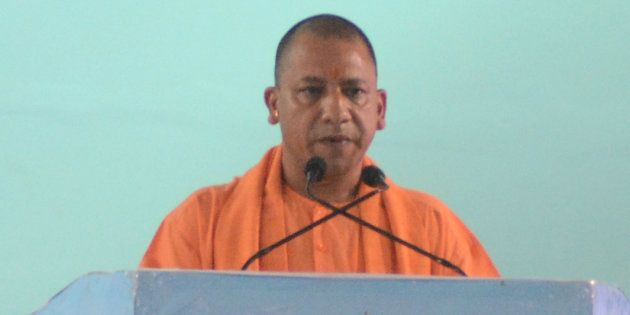 Yogi Adityanath Replaces The Word 'Samajwadi' With 'Mukhyamantri' In All UP Govt