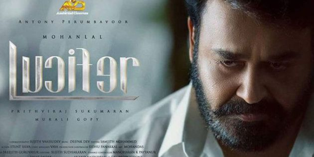 Mohanal in the film 'Lucifer', directed by