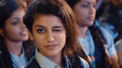 Priya Prakash Varrier Is India's Most Googled Personality In