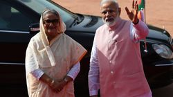 India Announces $4.5 Billion Line Of Credit To Bangladesh, Signs 22
