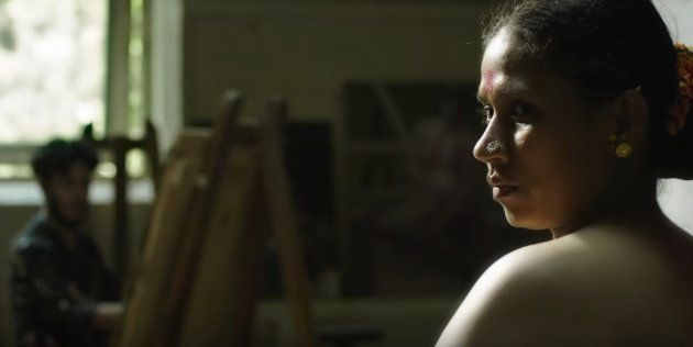 A still from Nude.